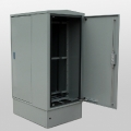End Bay Open Combined Equipment Cabinet (CEC)