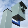 Truvelo Speed Camera Crown Pole